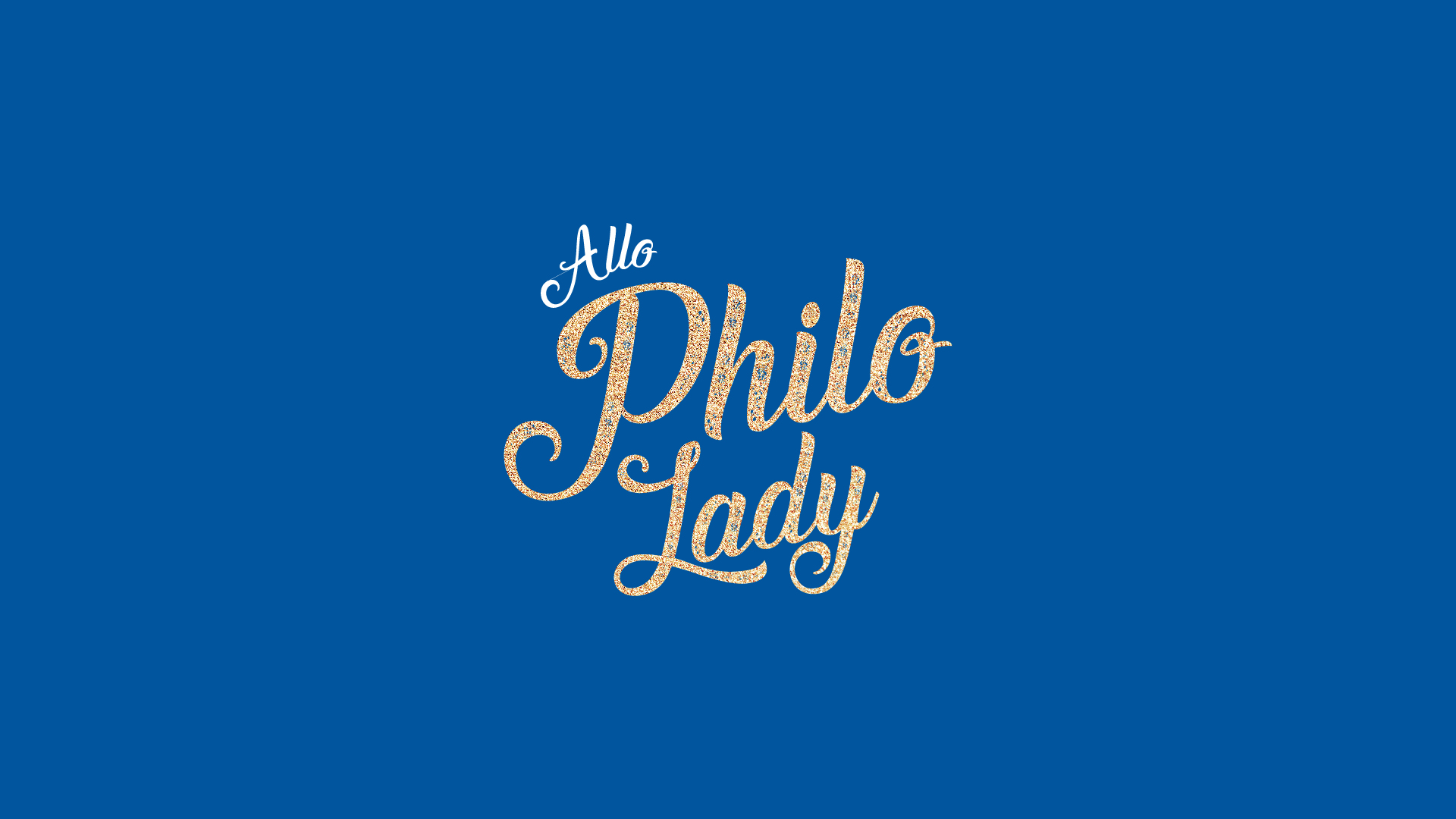 All the Philo Ladies