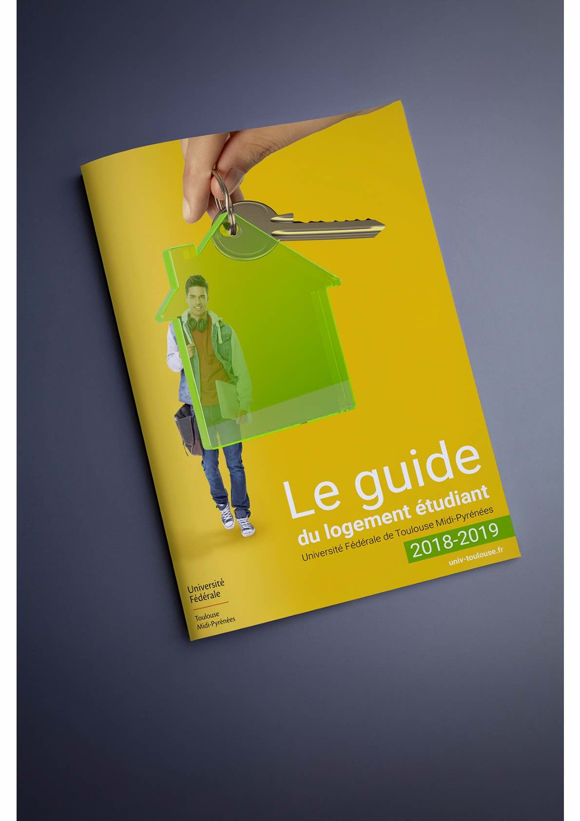 Guide étudiant 2018-19